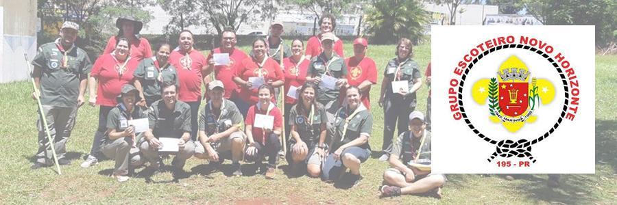 Grupo Escoteiro Novo Horizonte 195 PR