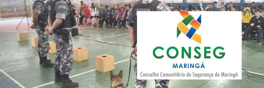 CONSEG Maringá - Conselho Comunitário de Segurança de Maringá
